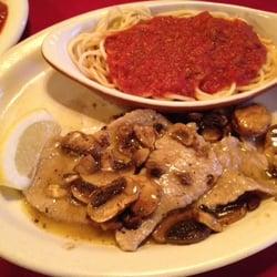 Photo Of Carluccio S Italian Restaurant Las Vegas Nv United States Veal Piccata