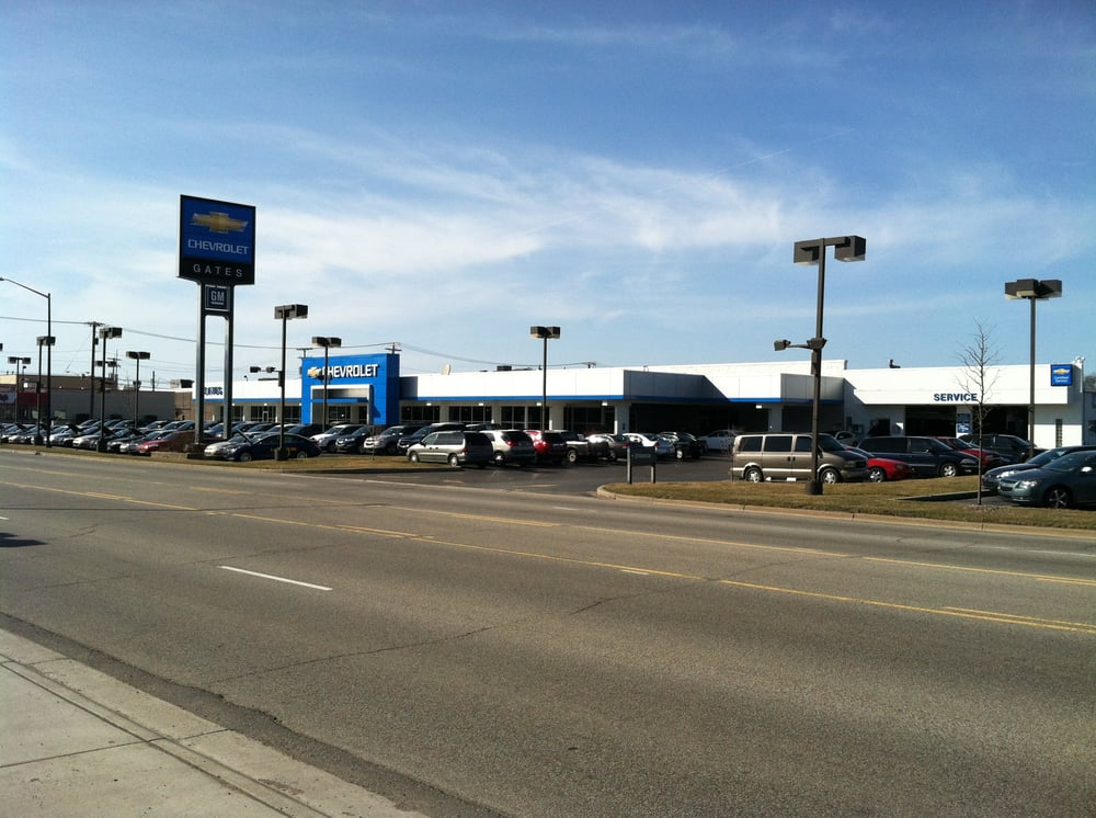 Gates Chevy World 16 Photos Car Dealers 636 W