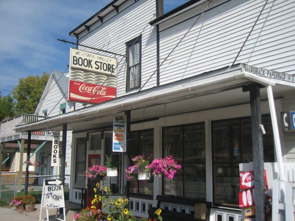 Montana Valley Book Store: 512 Railroad Ave, Alberton, MT