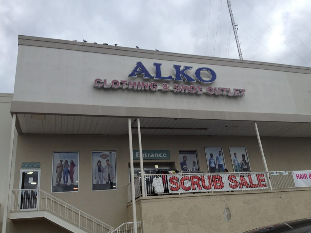 Alko clothing store