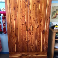 Photo Of Needful Things   Yuba City, CA, United States. Cedar Armoire