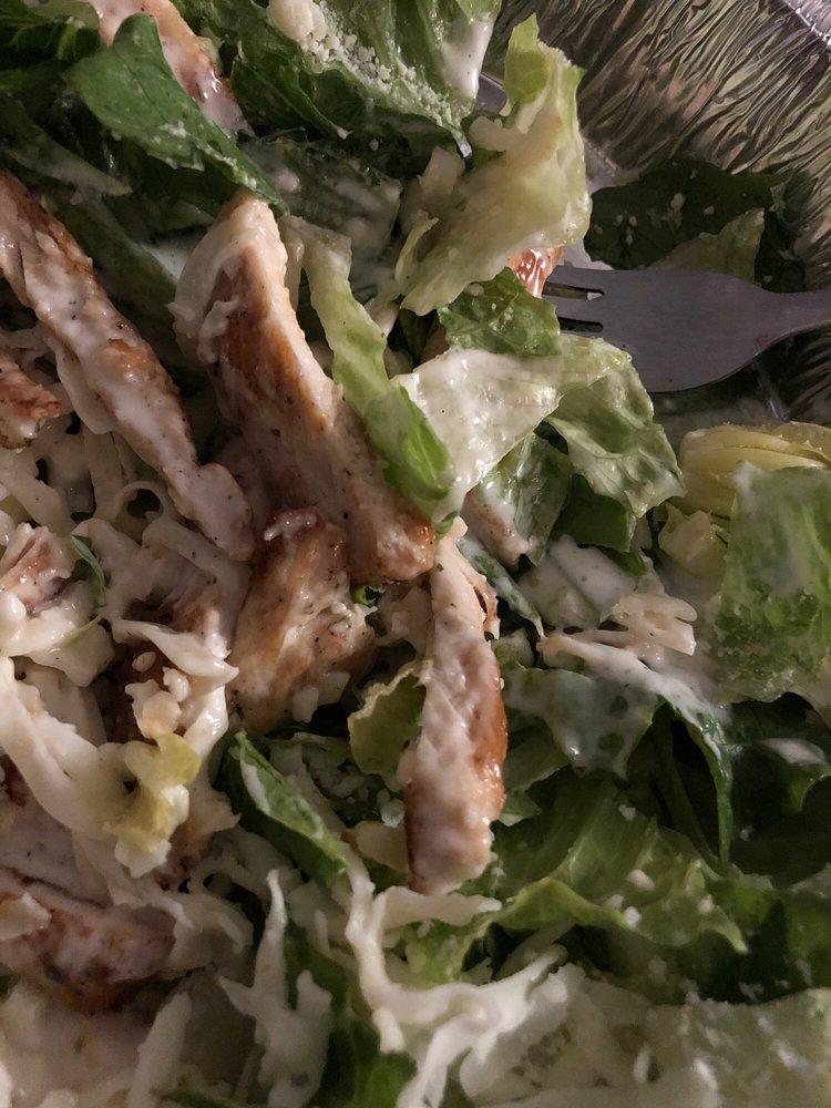 Napolis Italian Restaurant: 835 S Main St, Lumberton, TX
