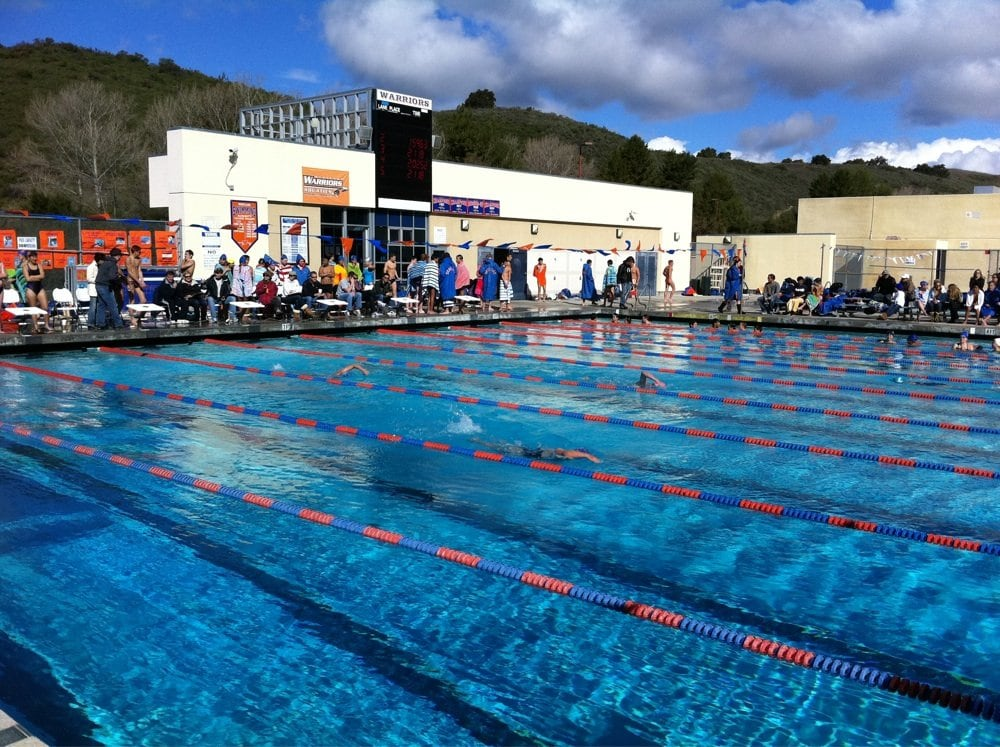 Whs Pool Swimming Lessons Schools 100 N Lakeview Canyon Rd Thousand Oaks Ca Phone Number