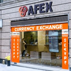 Photo Of Afex Currency Exchange New York Ny United States The Outside