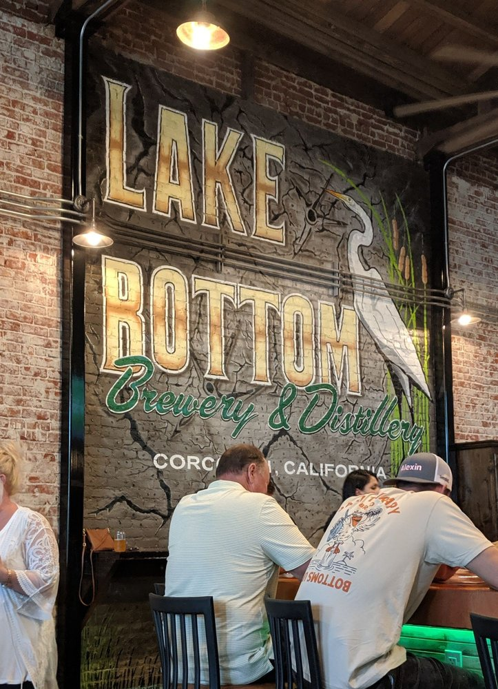 Lake Bottom Brewery & Distillery: 1017 Whitley Ave, Corcoran, CA