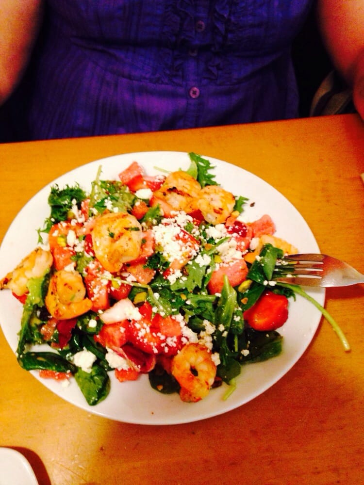 The California Salad Is Delicious Cpk Serves Quality Food Yelp