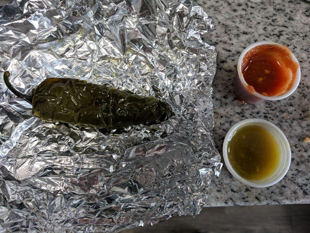 Illiana's Burrito Place: 319 W 14th St, San Angelo, TX