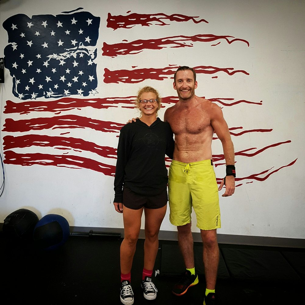 Declaration Crossfit Iron and Wire: 1915 W Market St, Akron, OH