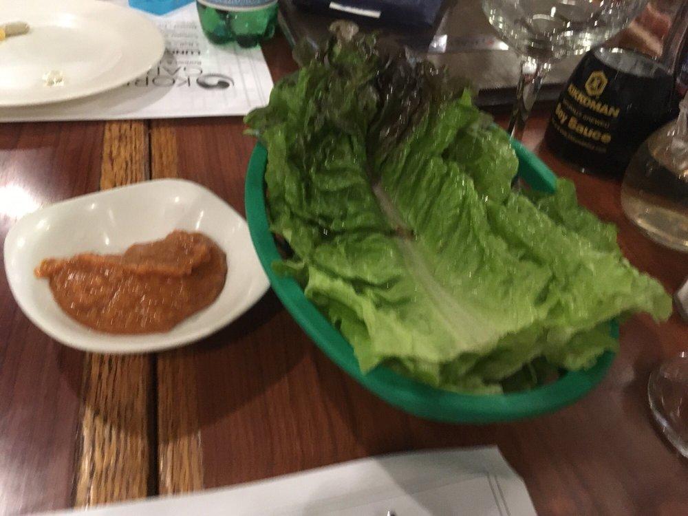 Seafood hamul pajun - Yelp