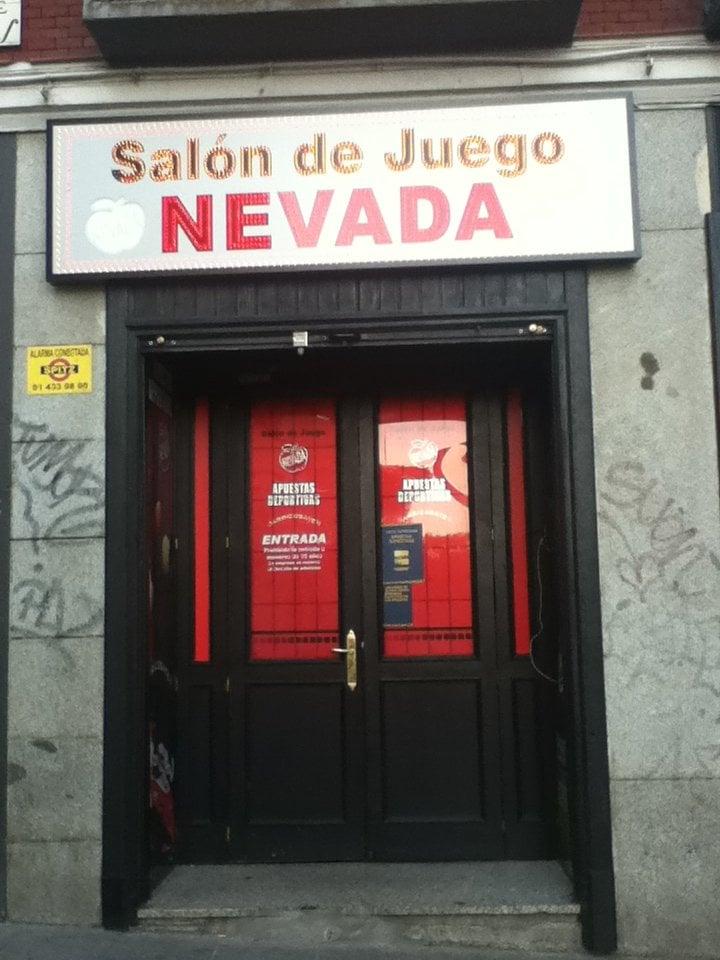 Salón de Juego Nevada