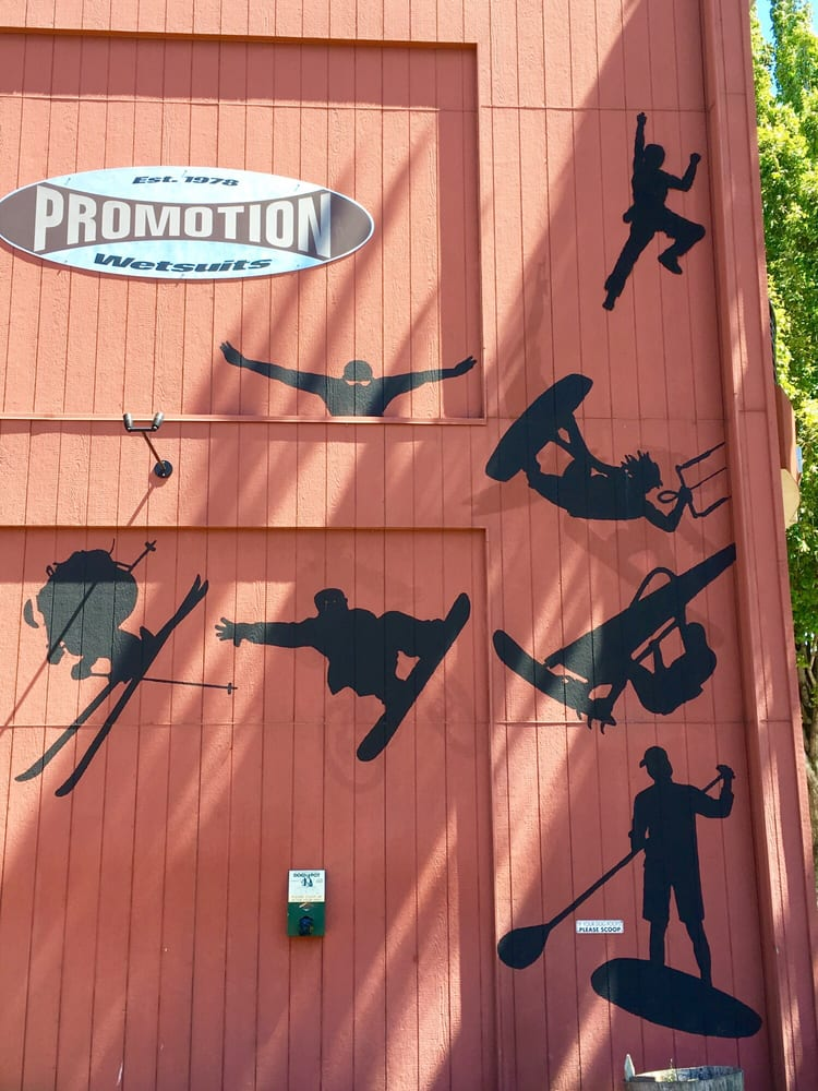 ProMotion Wetsuites: 416 Cascade Ave, Hood River, OR