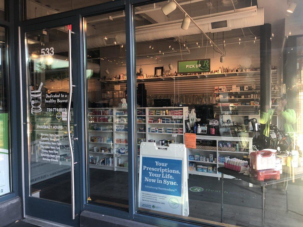 Beaver Healthmart Pharmacy: 533 3rd St, Beaver, PA