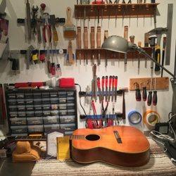 Patt S Guitar Repair And Instrument Conservation Musical