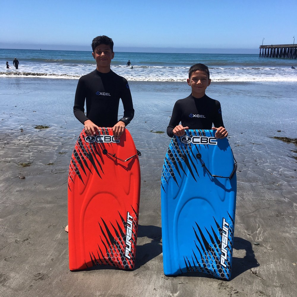 Good Clean Fun Surf and Sport: 136 Ocean Front Ave, Cayucos, CA