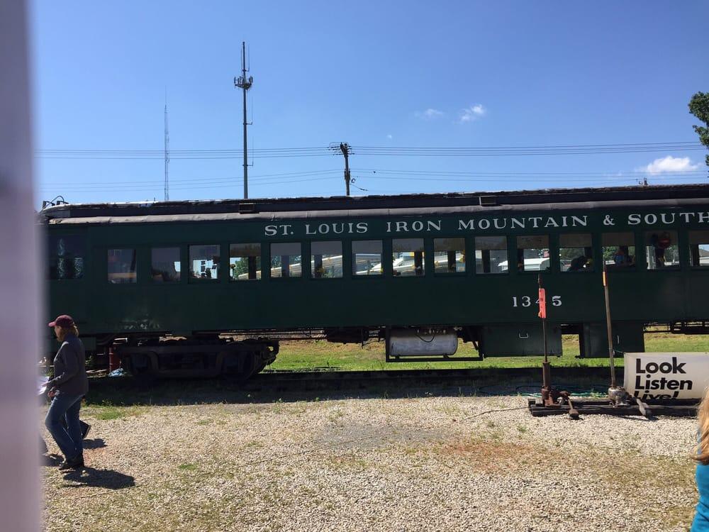 St Louis Iron Mountain & Southern Railway: 252 E Jackson Blvd, Jackson, MO