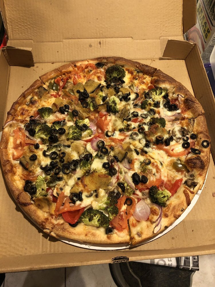 Anastasia's Pizza, Oven And Grill