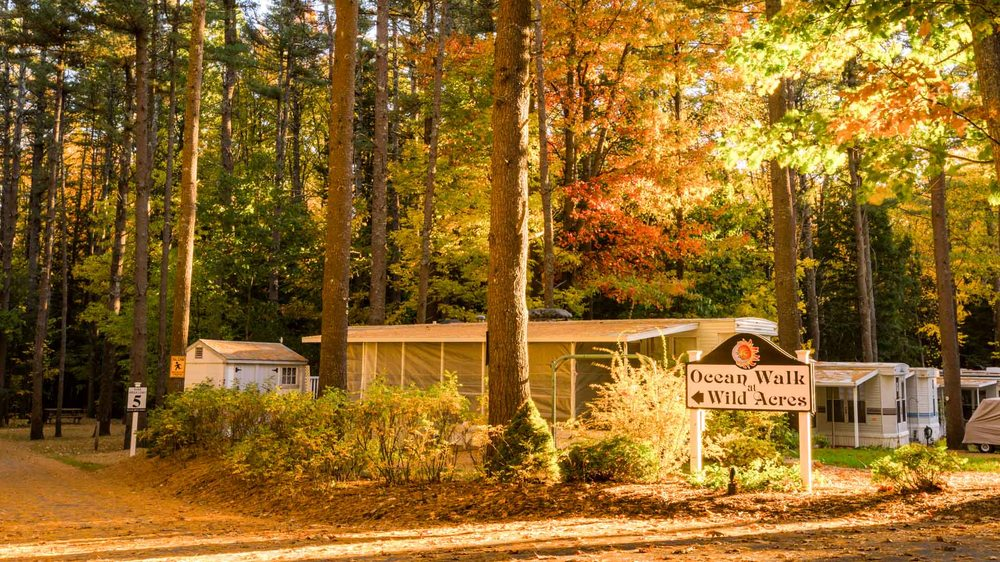 Wild Acres RV Resort and Campground: 179 Saco Ave, Old Orchard Beach, ME