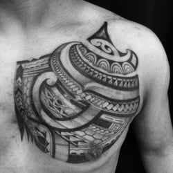 17f3e8f19 Photo of Pacific Soul Tattoo - Honolulu, HI, United States. Perfect cover up