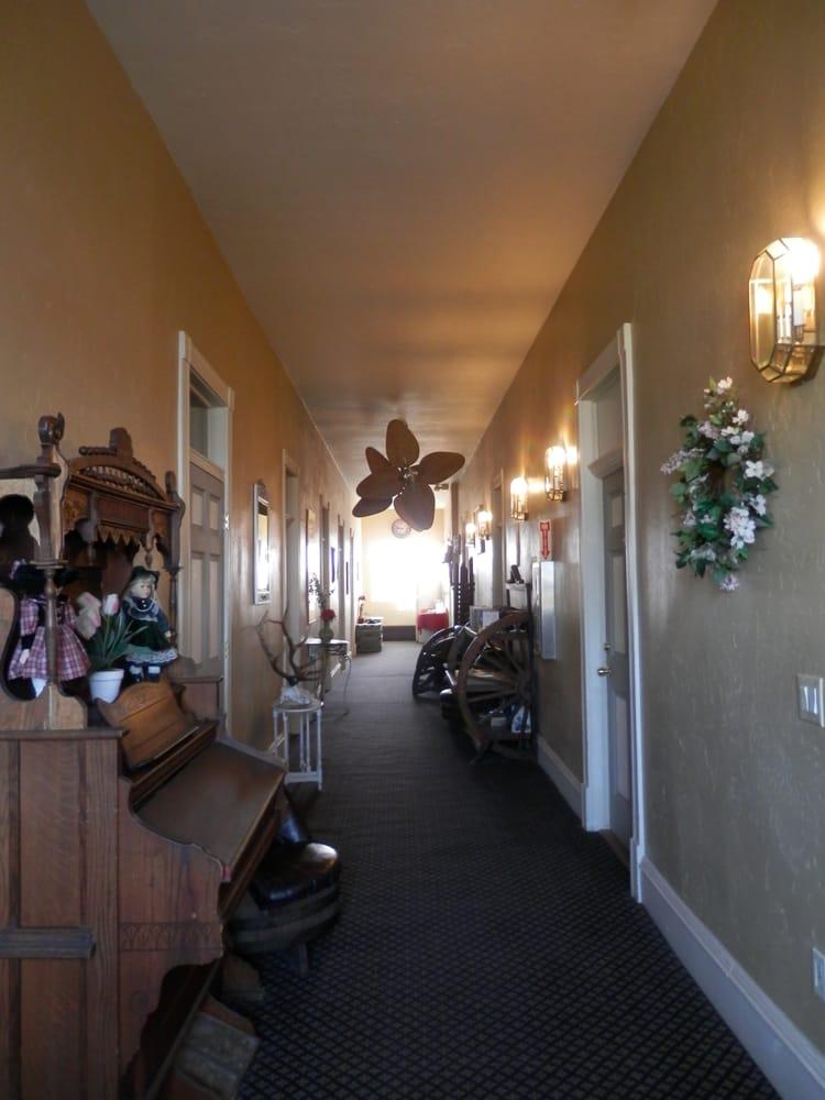 Steam Train Hotel: 402 Main St, Antonito, CO