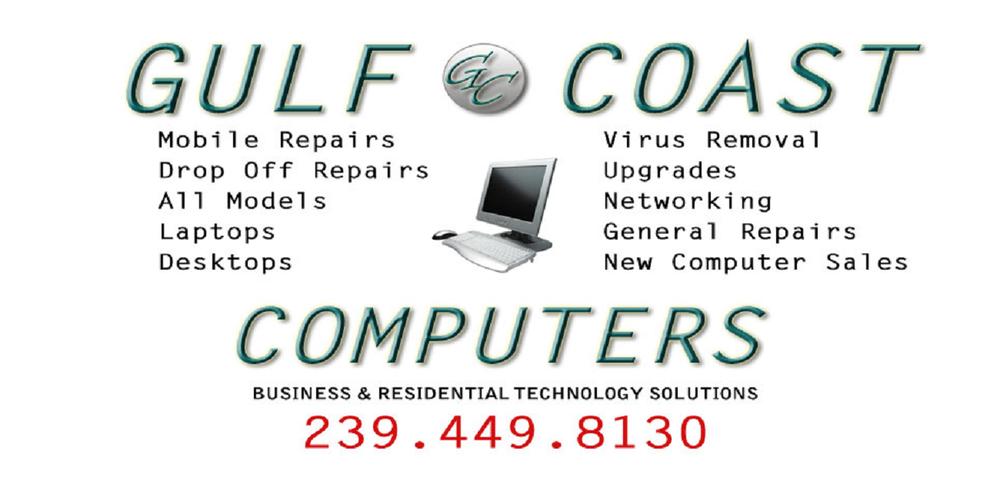 Gulf Coast Computers It Services Computer Repair 3103 Terrace
