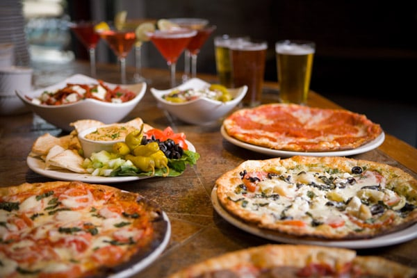 Waterstone Pizza: 1309 Jefferson St, Lynchburg, VA