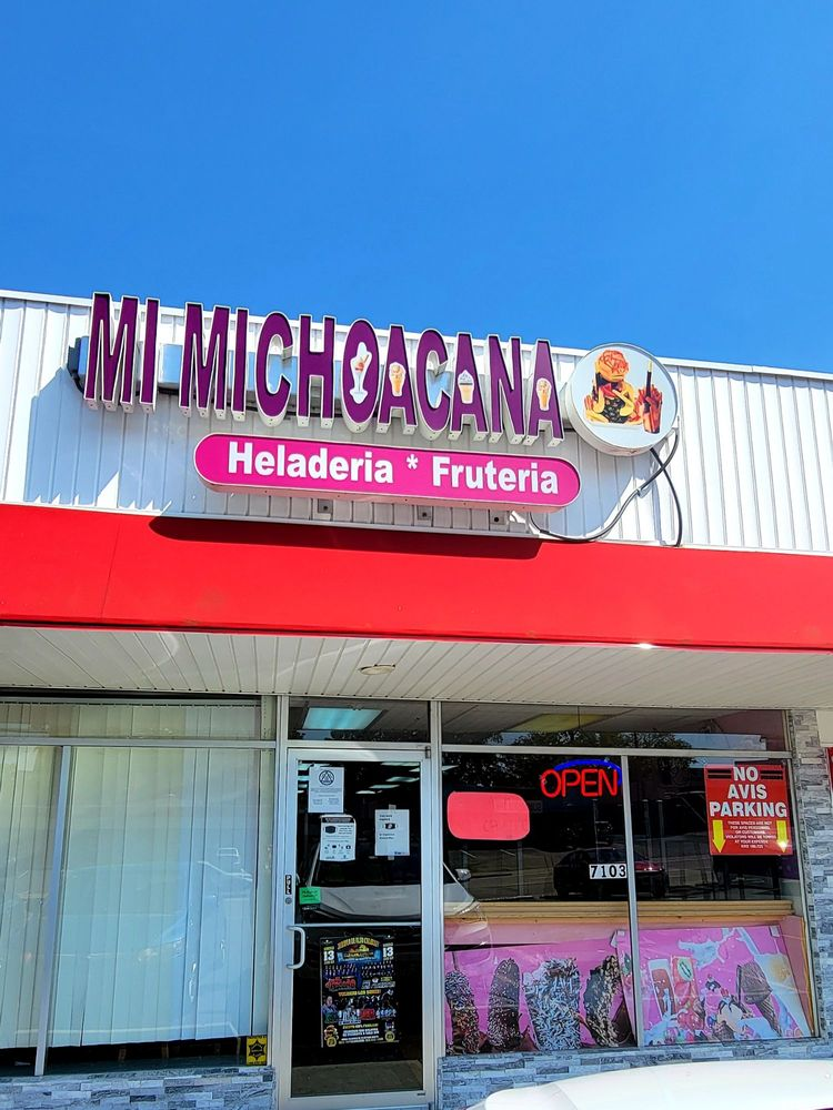 Mi Michoacana: 7105 Dixie Hwy, Florence, KY