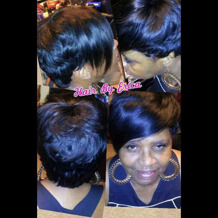 Full Head Sew Inweave No Hair Left Out Yelp