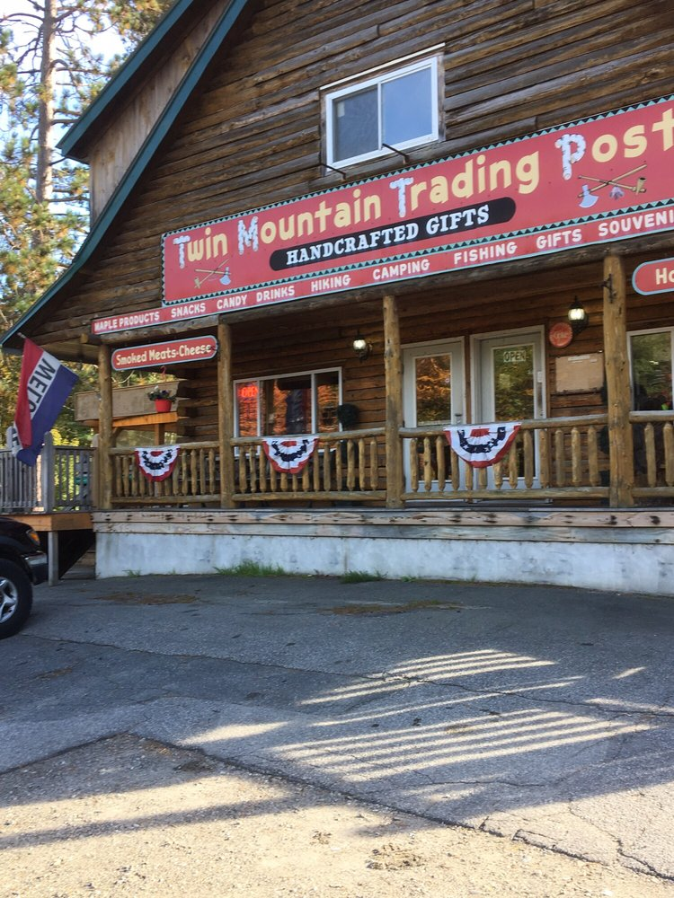 Twin Mountain Trading Post: 100 Rte 302 E, Whitefield, NH