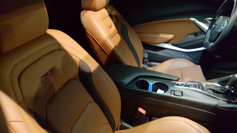 interior 2016 camaro 2ss kalahari leather yelp. Black Bedroom Furniture Sets. Home Design Ideas