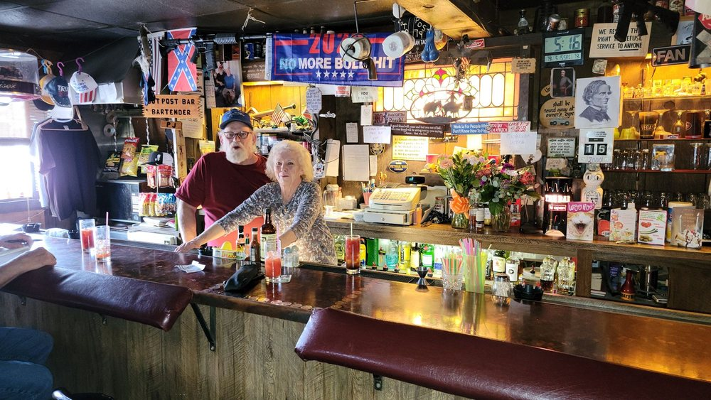 Outpost Bar: 1001 E Aultman St, Ely, NV