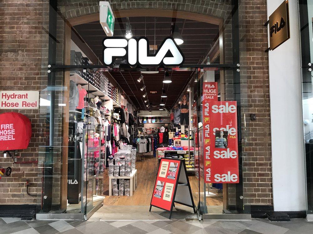 Fila - Accessories - Birkenhead Point Shopping Centre ...