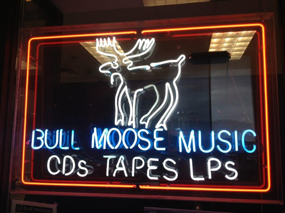 Bull Moose: 20 East Ave, Lewiston, ME