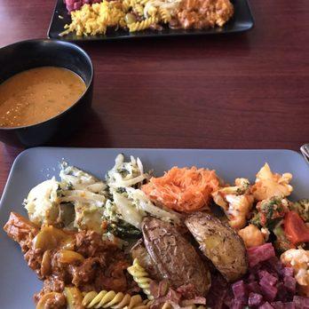 vegetarisk lunch göteborg