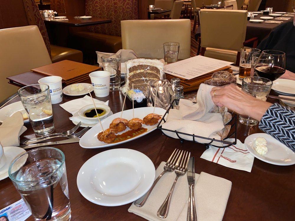 Social Spots from Minervas Restaurant & Bar