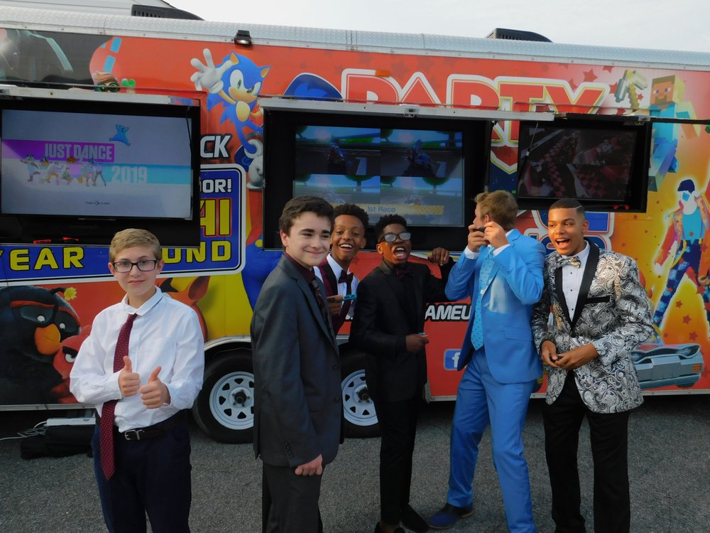 Party Game USA - GameTruck: 12701-B Branch Ave, Brandywine, MD