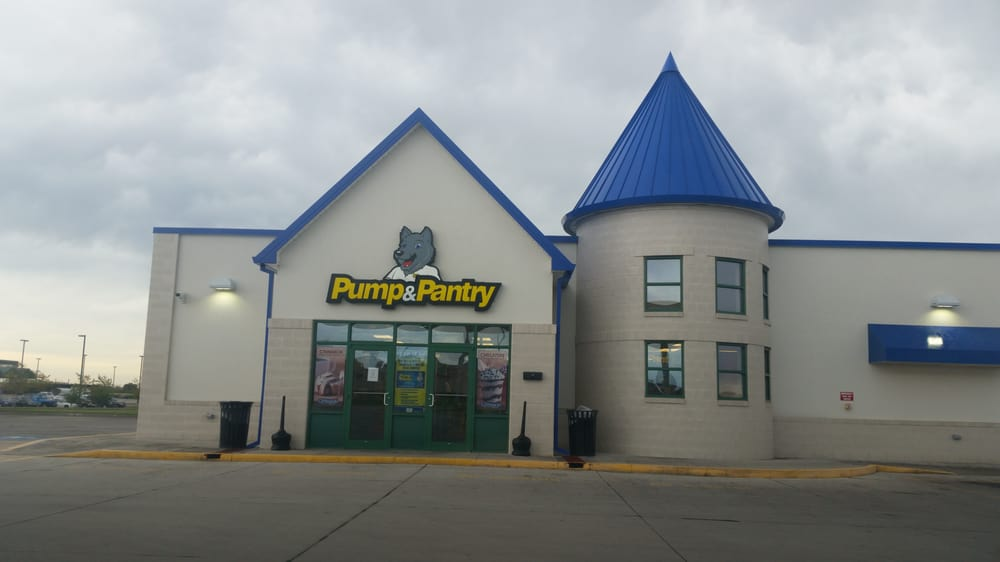 Pump & Pantry: 341 E 24th St, Fremont, NE