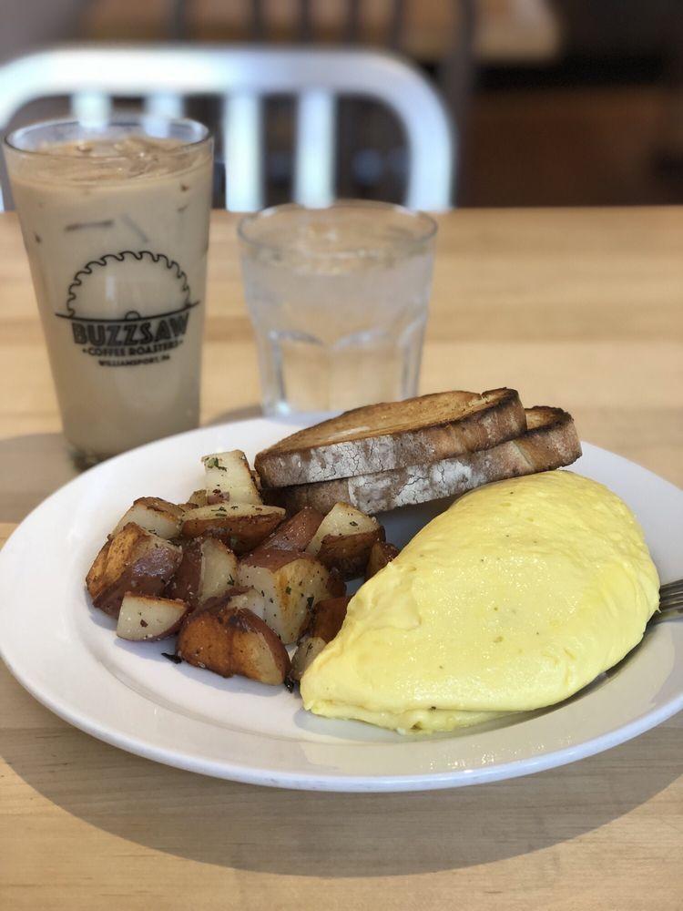 The Sawhorse Cafe: 303 Washington Blvd, Williamsport, PA
