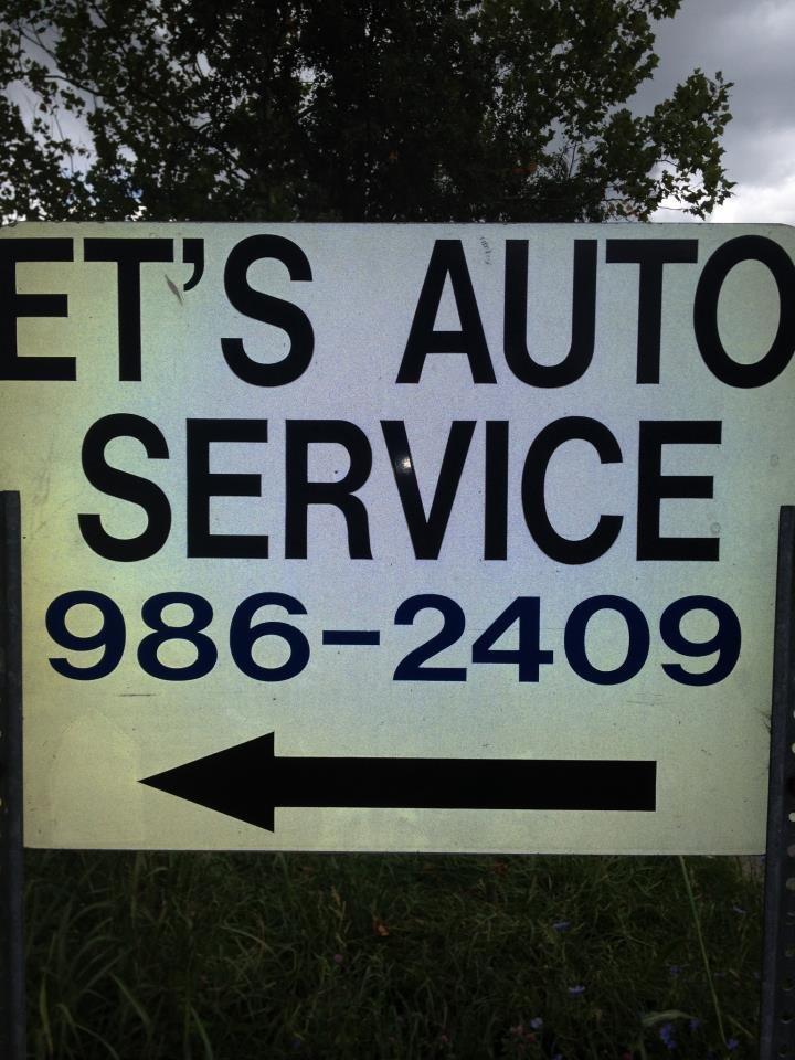 ET's Auto Service: 1282 Old US 25 N, Berea, KY