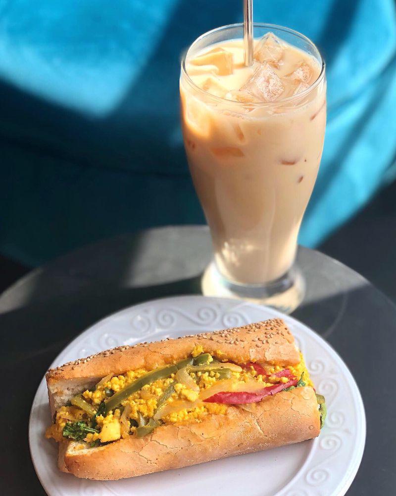 Batter & Crumbs Vegan Bakery and Cafe