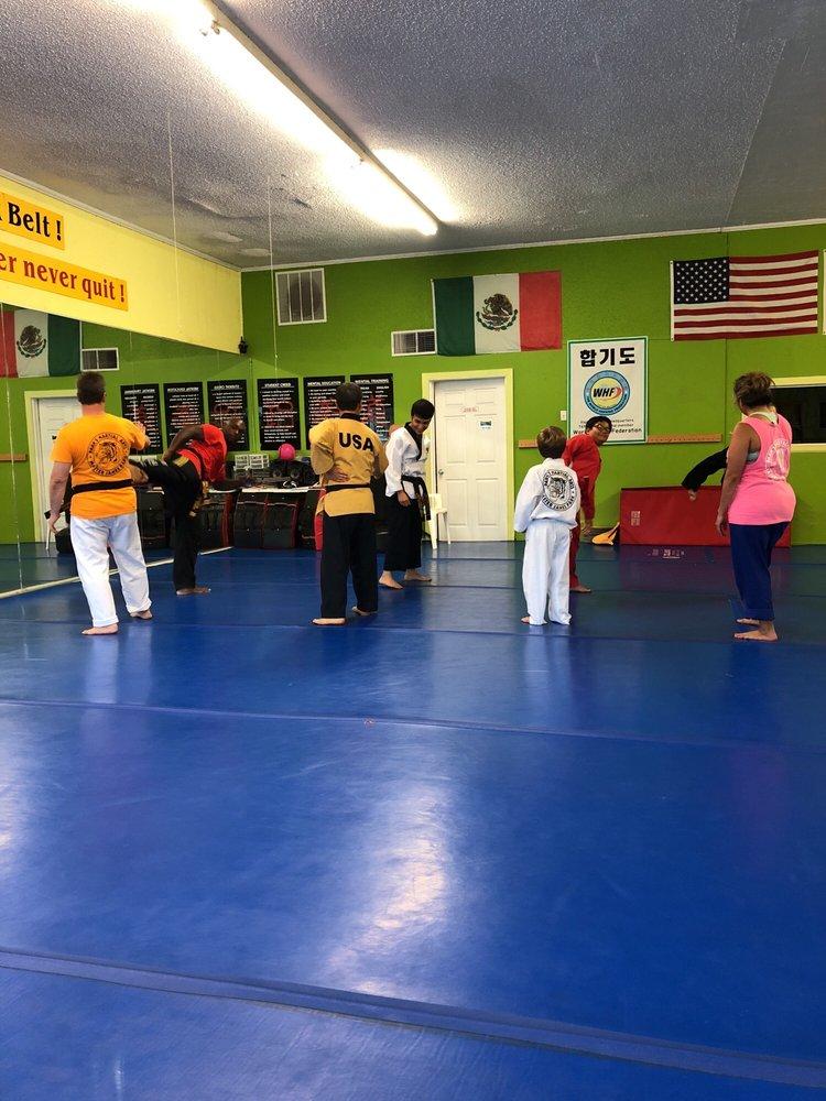 Park's Martial Arts: 120 E Main St, Mesquite, TX