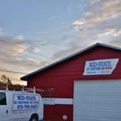 Photo Of Mid State Air Conditioning Heating Plumbing Fairview Tn