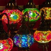 Mosaic Lamps Photo Of Mosaic Lamps NYC   New York, NY, United States
