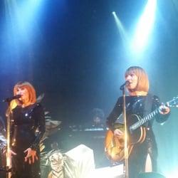 La Cigale - Paris, France. Brigitte en live !!!