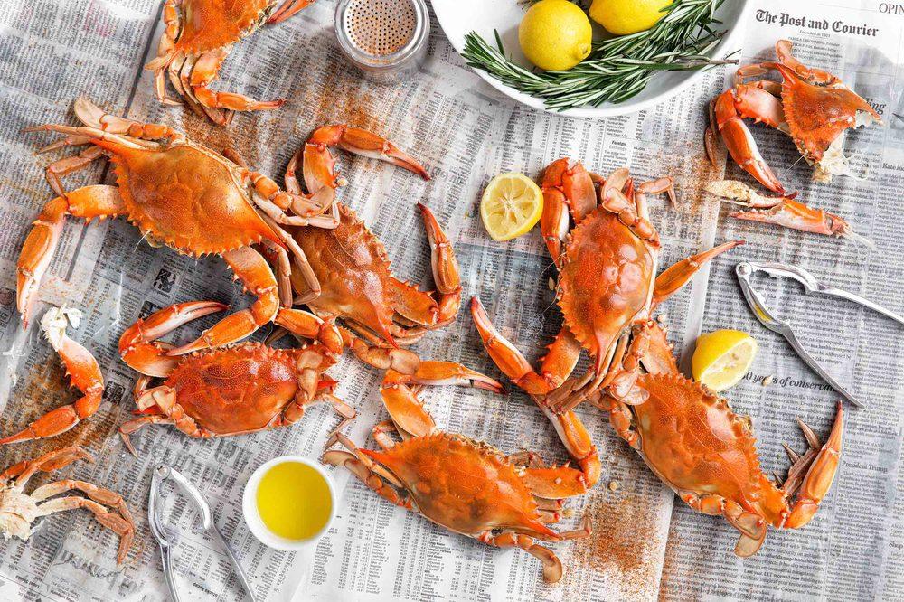 Hank S Seafood Restaurant 564 Photos 761 Reviews 10 Hayne St Ansonborough Charleston Sc Phone Number Last