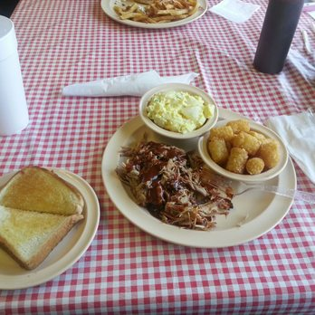 Photo Of Southern Bbq Hixson Tn United States Bbq Pork With Tator