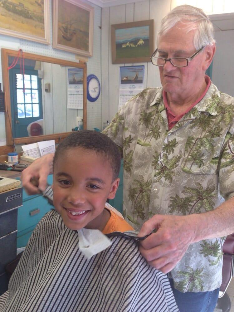 Ray's Barber Shop: 286 Main St, Bar Harbor, ME