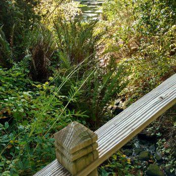 photo of quarryhill botanical garden glen ellen ca united states bridge and - Quarryhill Botanical Garden