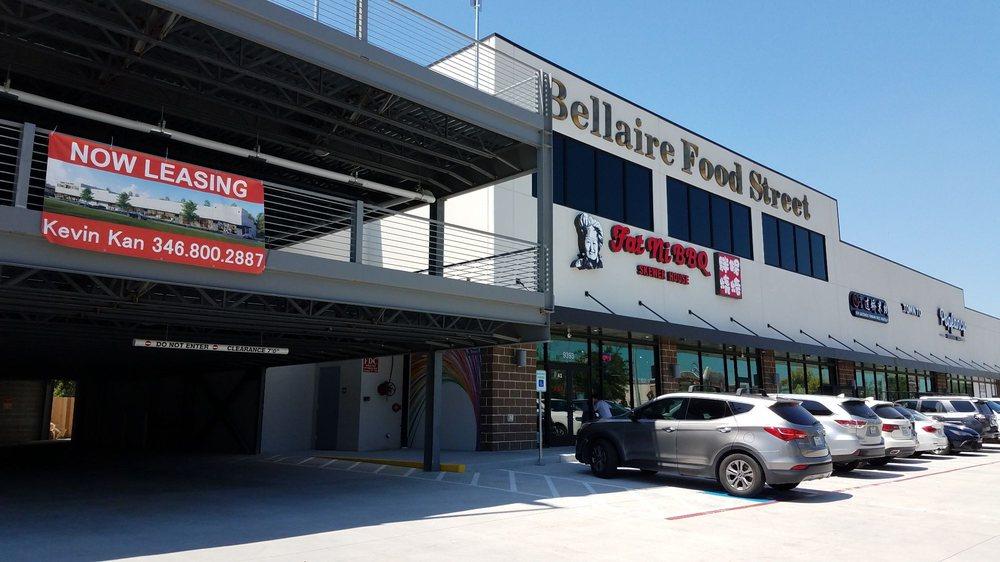 Bellaire Food Street: 9393 Bellaire Blvd, Houston, TX