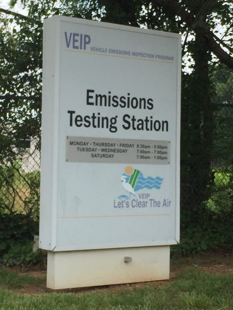 maryland vehicle emissions testing station motor vehicle