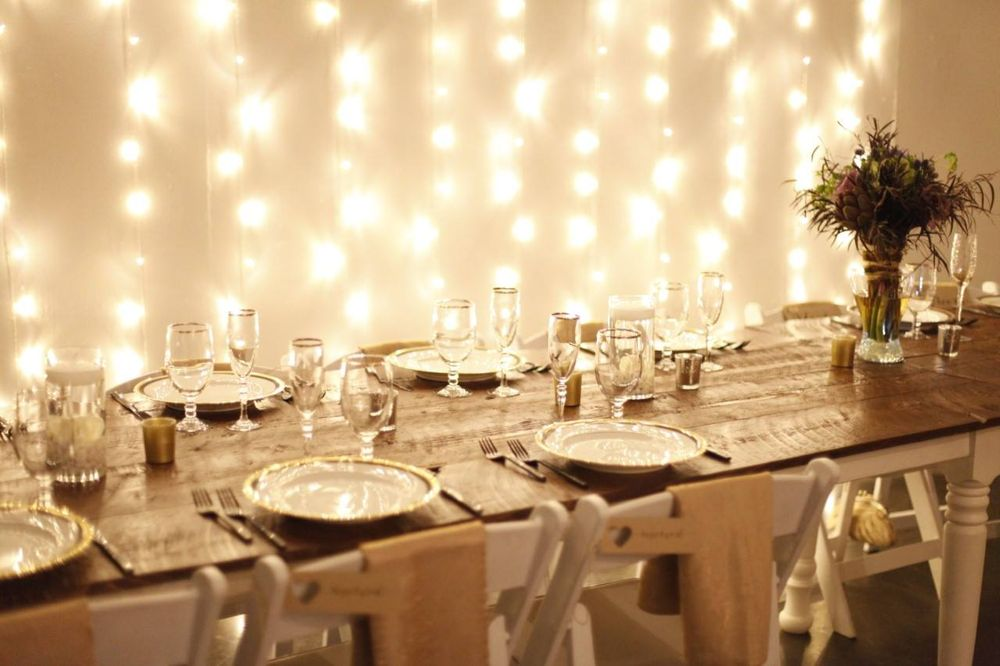Headfarm Table Plates Flatware Napkins Rented From Co Party